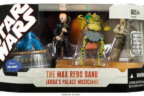 Star Wars 30th Anniversary :The Max Rebo Band -