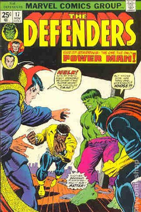 Defenders (1972 1st Series) #17