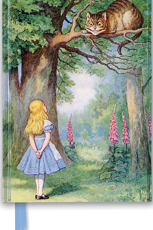 John Tenniel: Alice and the Cheshire Cat Journal