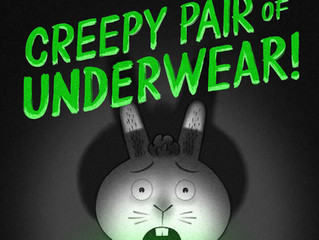 A spine-tingling children's book for a Halloween or any day storytime.