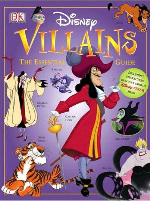 Disney Villains: The Essential Guide  *Mint
