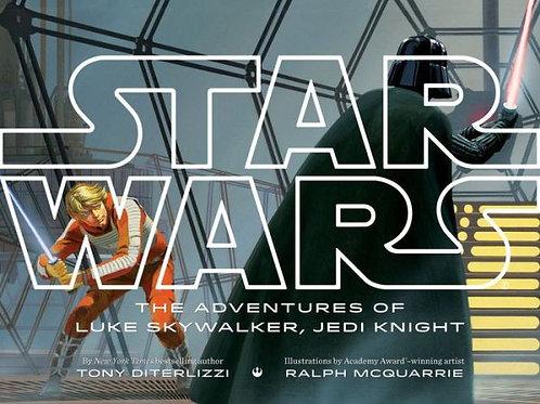 Star Wars The Adventures of Luke Skywalker, Jedi