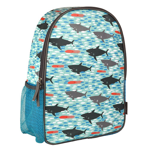 Sharks Eco-Friendly Backpack