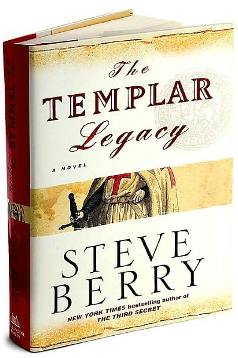 The Templar Legacy (Cotton Malone Series #1)
