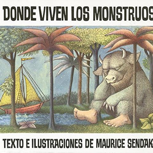 Donde Viven Los Monstrous