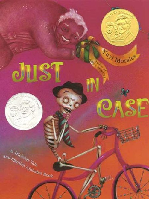 Just In Case: A Trickster Tale & Spanish Alphabet