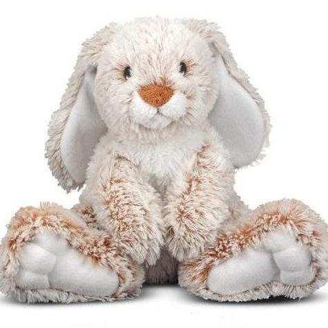 Burrow Bunny: Puppets & Plush - Springtime Friends