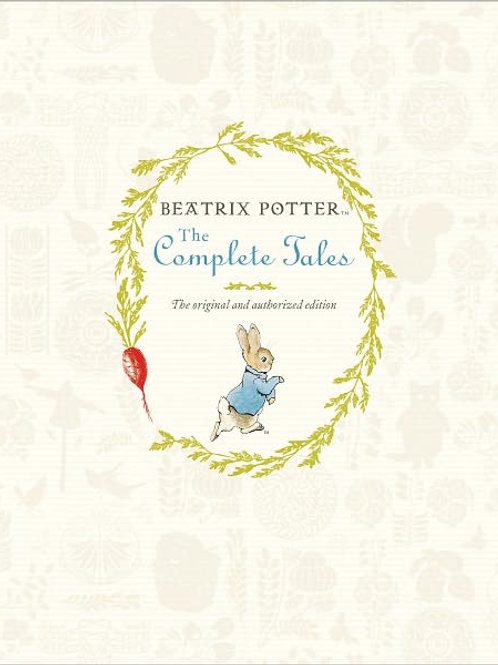 Beatrix Potter The Complete Tales Peter Rabbit