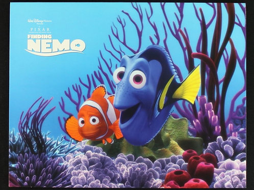 """Finding Nemo"" Walt Disney Special Edition Commemo"