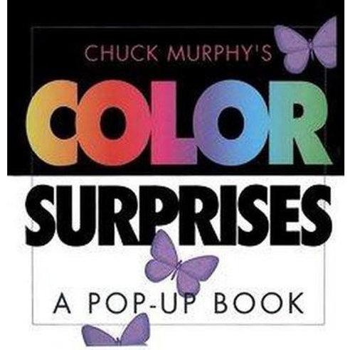 Color Surprises: Pop-Up Book