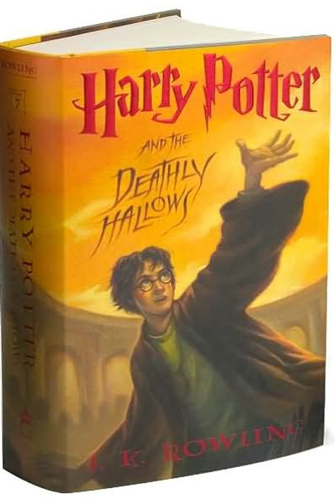 Harry Potter and the Deathly Hallows (Mint)