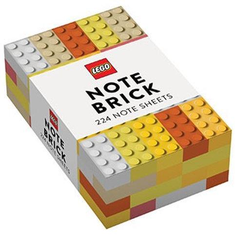 LEGO Note Brick