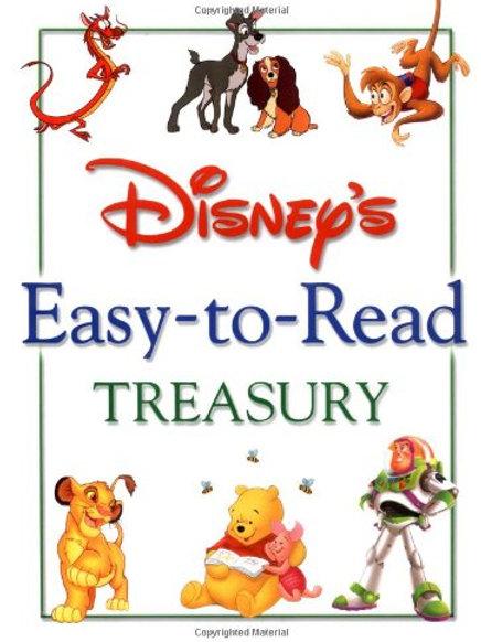 Disney's Easy to Read Treasury Storybook
