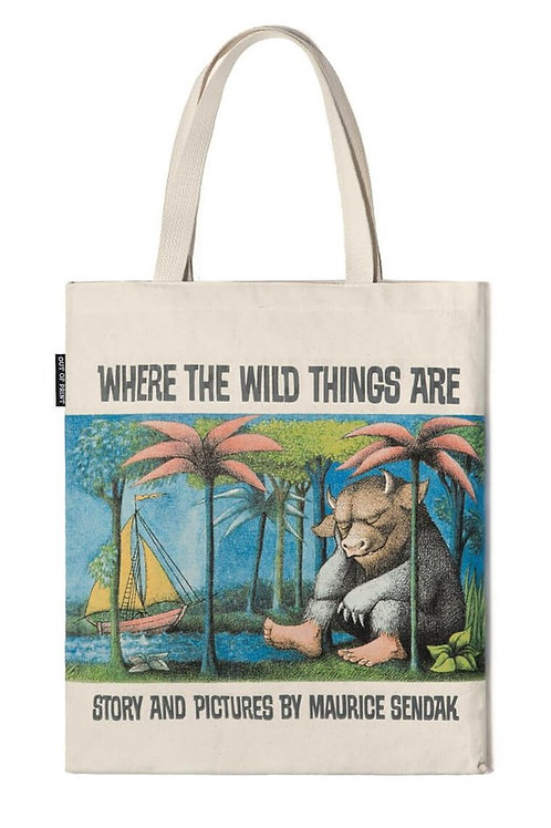 Where the Wild Things Are Tote Bag