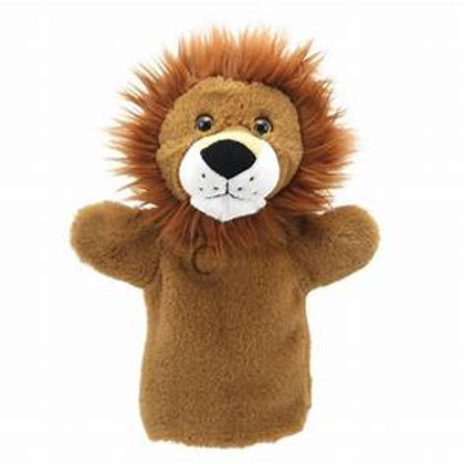 Lion: Animal Puppet Buddies