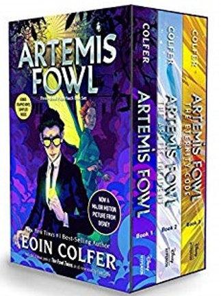 Artemis Fowl: 3-Book Paperback Boxed Set