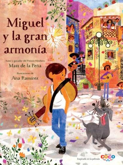 Coco: Miguel y La Gran Armonia