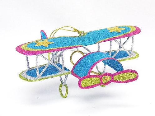 Bi-Plane Ornament