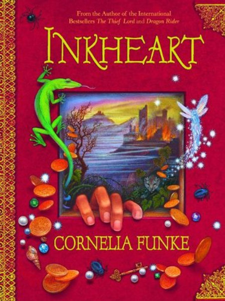 Inkheart ( Inkheart Trilogy #1 - First Edition )