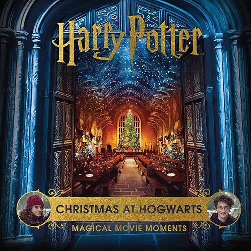 Harry Potter : Christmas at Hogwarts: Magical Movie Moments