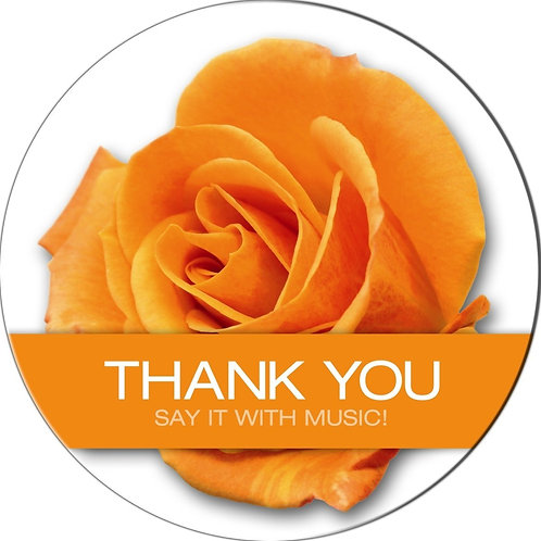 Thank You-Say It With Music