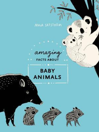 Amazing Facts about Baby Animals : An Illustrated Compendium