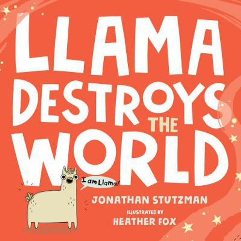 Llama Destroys the World