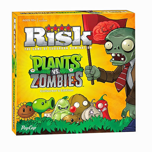 Risk : Plants vs. Zombies Collector's Edition
