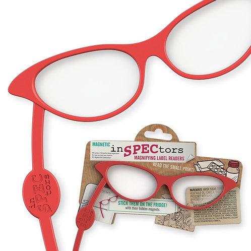 Inspectors Magnetic Label Readers - 3 Colors