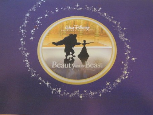 Disney Beauty & the Beast Exclusive Lithographs