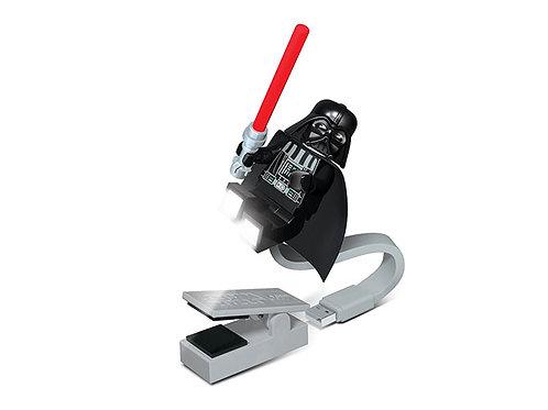 Lego Star Wars Darth Vader 175% Scale Minifigure Led Book Light