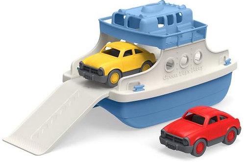 Ferry Boat w/ Cars