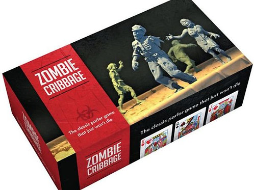 Zombie Cribbage: The Classic Parlor Game That Just Won't Die