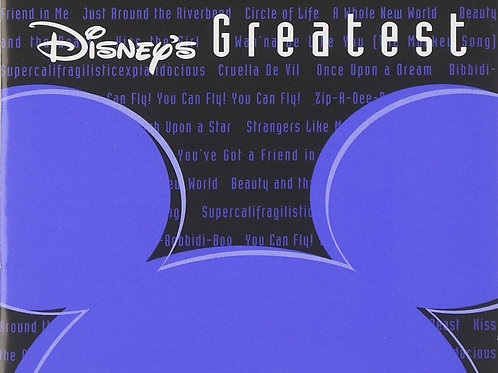 Disney's Greatest, Vol. 1