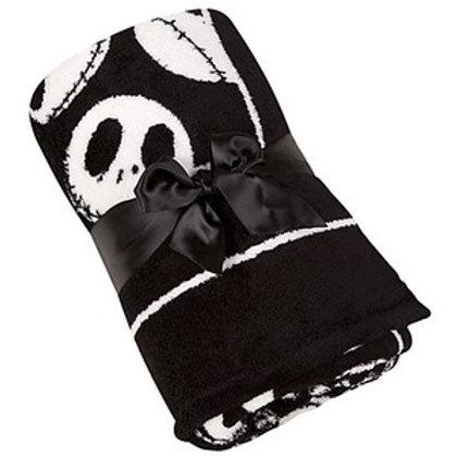 Disney's Jack Skellington Fleece Throw Blanket