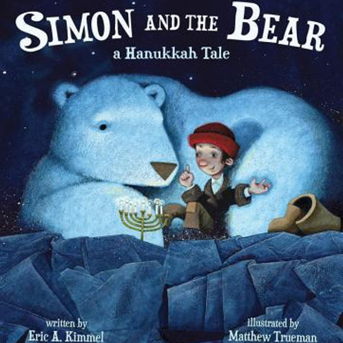 Simon and the Bear : A Hanukkah Tale