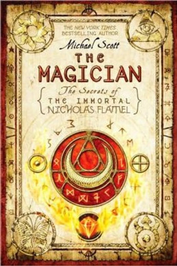 The Magician: The Secrets of the Immortal Nicholas