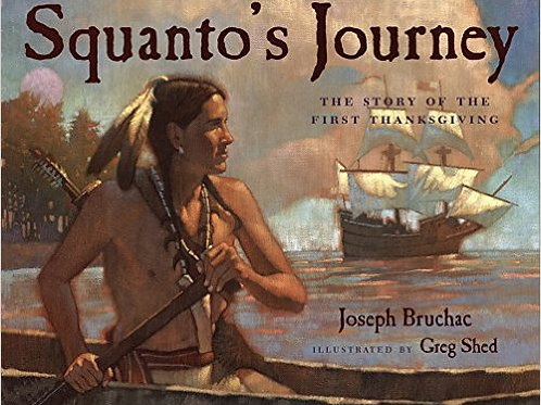 Squanto's Journey: Story of the First Thanksgiving