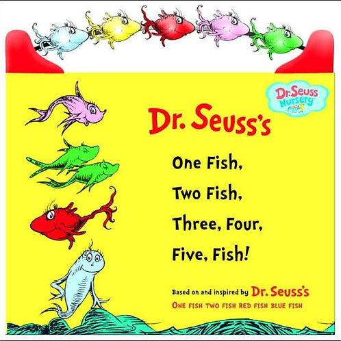 One Fish, Two Fish, Three, Four, Five Fish