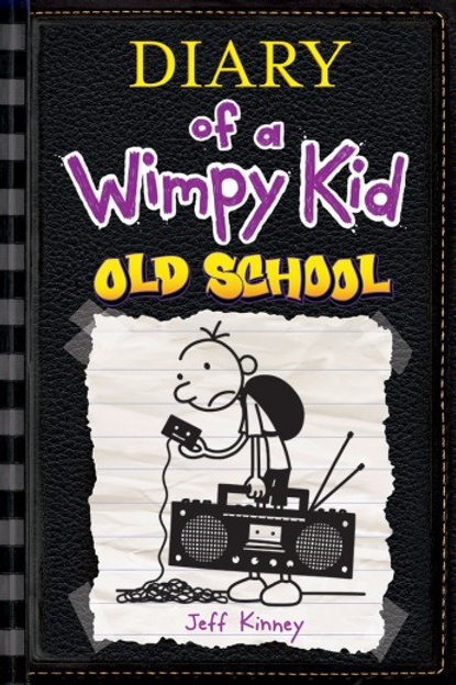 Diary of a Wimpy Kid #10 - Old School