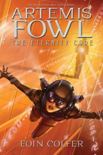 Artemis Fowl; The Eternity Code (First Edition)