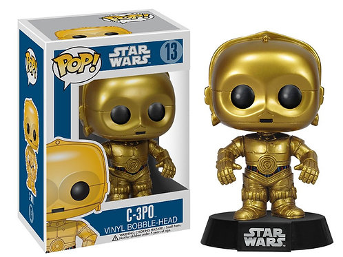 Pop! Star Wars C3PO Vinyl Figure