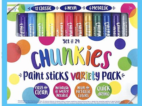 Chunkies Paint Sticks Variety