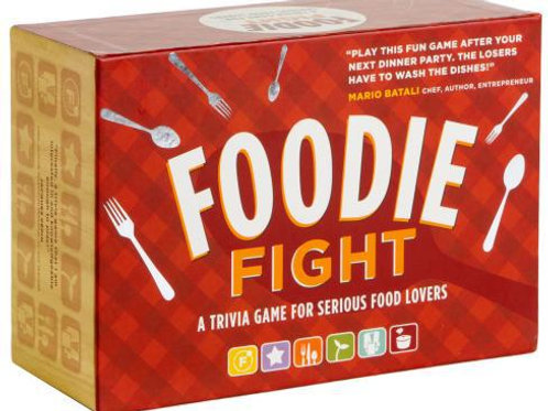 Foodie Fight : A Trivia Game for Serious Food Love