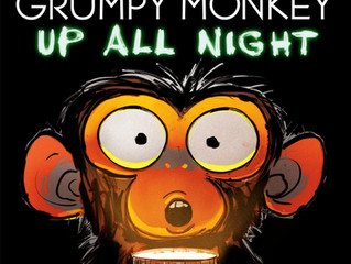 Grumpy Monkey is back in this hilarious bedtime story