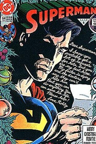 Superman (1986 series) #64 Comic – 1986