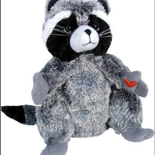 Chester the Raccoon Doll: