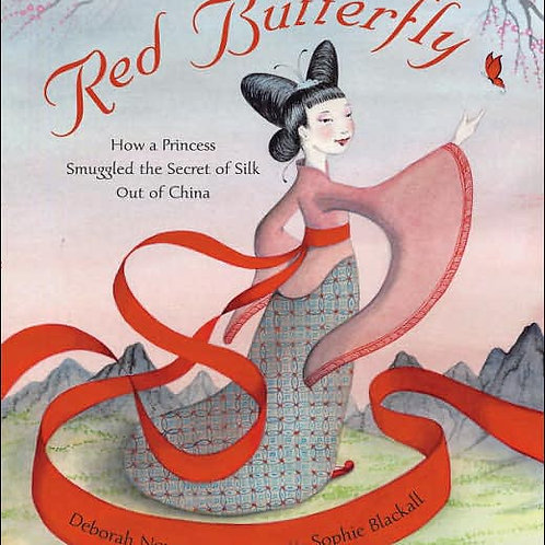 Red Butterfly: How a Princess Smuggled