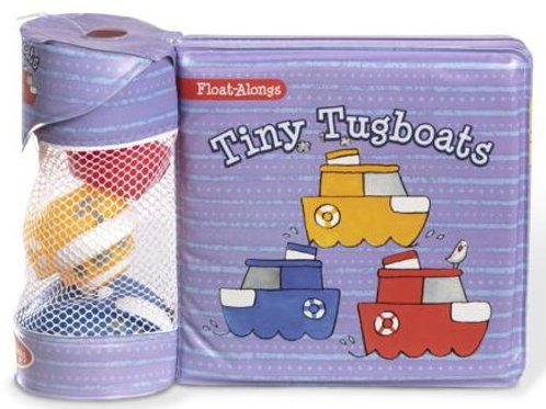 Float Alongs: Tiny Tugboats [With Toy]