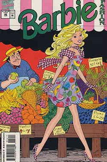 Barbie Fashion #44 August 1994 Marvel Comics